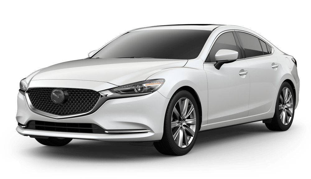 2020 Mazda 6 Grand Touring Reserve Trim